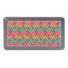 Abstract Seamless Abstract Background Pattern Memory Card Reader (mini) by Simbadda