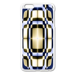 Colorful Seamless Pattern Vibrant Pattern Apple Iphone 6 Plus/6s Plus Enamel White Case by Simbadda