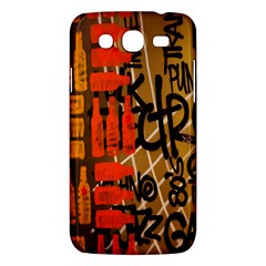 Graffiti Bottle Art Samsung Galaxy Mega 5 8 I9152 Hardshell Case  by Simbadda