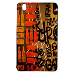 Graffiti Bottle Art Samsung Galaxy Tab Pro 8 4 Hardshell Case by Simbadda