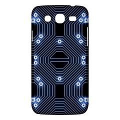 A Completely Seamless Tile Able Techy Circuit Background Samsung Galaxy Mega 5 8 I9152 Hardshell Case
