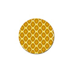 Snake Abstract Background Pattern Golf Ball Marker (10 Pack) by Simbadda