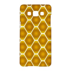 Snake Abstract Background Pattern Samsung Galaxy A5 Hardshell Case