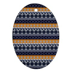 Seamless Abstract Elegant Background Pattern Ornament (oval)