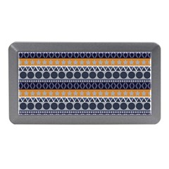 Seamless Abstract Elegant Background Pattern Memory Card Reader (mini)