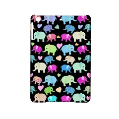 Cute Elephants  Ipad Mini 2 Hardshell Cases by Valentinaart