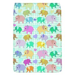 Cute Elephants  Flap Covers (s)  by Valentinaart