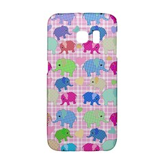 Cute Elephants  Galaxy S6 Edge by Valentinaart