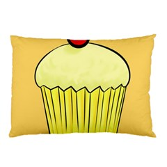 Cake Bread Pie Cerry Pillow Case (two Sides) by Alisyart