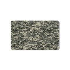 Us Army Digital Camouflage Pattern Magnet (name Card) by Simbadda