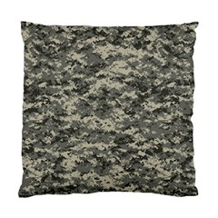 Us Army Digital Camouflage Pattern Standard Cushion Case (one Side) by Simbadda
