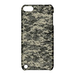 Us Army Digital Camouflage Pattern Apple Ipod Touch 5 Hardshell Case With Stand by Simbadda
