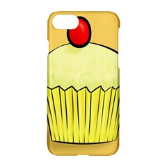 Cake Bread Pie Cerry Apple Iphone 7 Hardshell Case by Alisyart