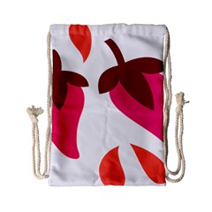Chili Drawstring Bag (small)