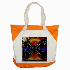 Diamond Manufacture Accent Tote Bag by Simbadda