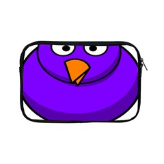 Cartoon Bird Purple Apple Ipad Mini Zipper Cases by Alisyart
