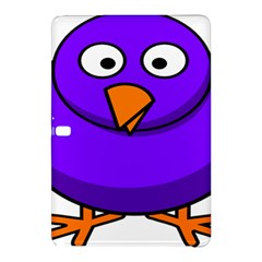 Cartoon Bird Purple Samsung Galaxy Tab Pro 12 2 Hardshell Case