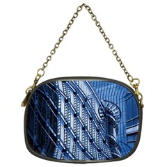 Building Architectural Background Chain Purses (one Side)  by Simbadda