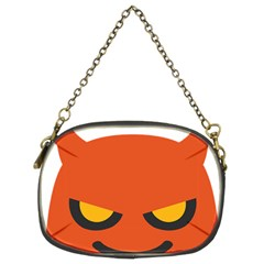 Devil Chain Purses (two Sides)