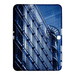 Building Architectural Background Samsung Galaxy Tab 4 (10 1 ) Hardshell Case