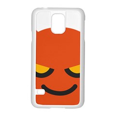 Devil Samsung Galaxy S5 Case (white)