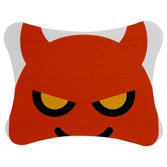Devil Jigsaw Puzzle Photo Stand (bow)