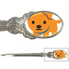 Dog Letter Openers by Alisyart