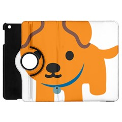 Dog Apple Ipad Mini Flip 360 Case by Alisyart