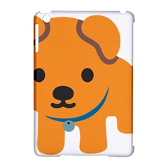 Dog Apple Ipad Mini Hardshell Case (compatible With Smart Cover)