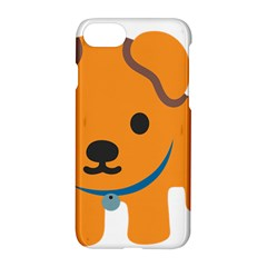 Dog Apple Iphone 7 Hardshell Case by Alisyart