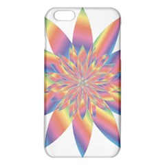 Chromatic Flower Gold Rainbow Star Iphone 6 Plus/6s Plus Tpu Case by Alisyart