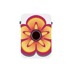 Flower Floral Hole Eye Star Apple Ipad Mini Protective Soft Cases