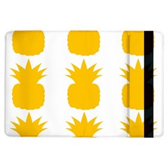 Fruit Pineapple Printable Orange Yellow Ipad Air Flip by Alisyart