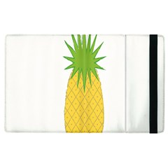 Fruit Pineapple Yellow Green Apple Ipad 2 Flip Case by Alisyart