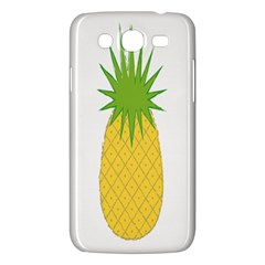 Fruit Pineapple Yellow Green Samsung Galaxy Mega 5 8 I9152 Hardshell Case  by Alisyart