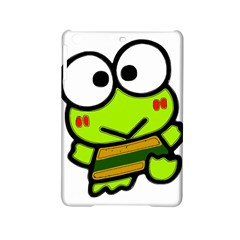 Frog Green Big Eye Face Smile Ipad Mini 2 Hardshell Cases