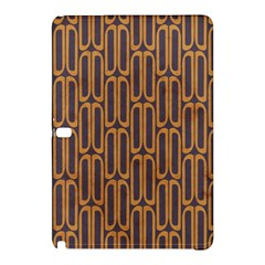 Chains Abstract Seamless Samsung Galaxy Tab Pro 10 1 Hardshell Case by Simbadda