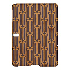 Chains Abstract Seamless Samsung Galaxy Tab S (10 5 ) Hardshell Case