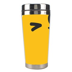 Happy Heart Love Face Emoji Stainless Steel Travel Tumblers
