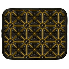 Digitally Created Seamless Pattern Tile Netbook Case (xl)