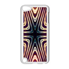 Vibrant Pattern Colorful Seamless Pattern Apple Ipod Touch 5 Case (white) by Simbadda
