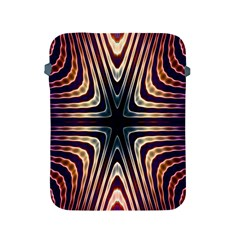 Vibrant Pattern Colorful Seamless Pattern Apple Ipad 2/3/4 Protective Soft Cases by Simbadda