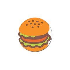 Hamburger Golf Ball Marker (10 Pack) by Alisyart