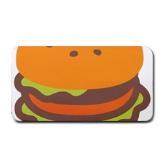 Hamburger Medium Bar Mats by Alisyart