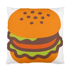 Hamburger Standard Cushion Case (two Sides)