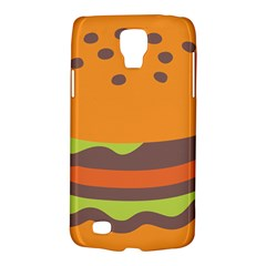 Hamburger Galaxy S4 Active by Alisyart
