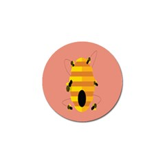 Honeycomb Wasp Golf Ball Marker