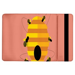 Honeycomb Wasp Ipad Air Flip