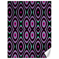 Colorful Seamless Pattern Vibrant Pattern Canvas 18  X 24