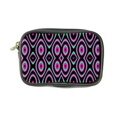 Colorful Seamless Pattern Vibrant Pattern Coin Purse